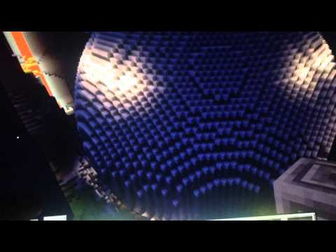 Marshall's Minecraft Sphere World