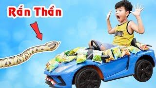 Cậu Bé Tham Lam Và Những Điều Ước Kì Diệu ♥ Min Min TV Minh Khoa