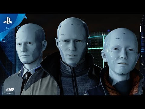 Detroit: Become Human – TV Commercial | PS4