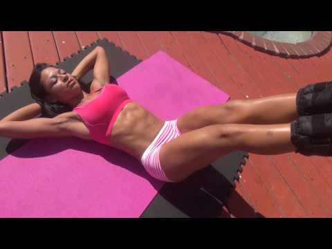 Wow! Girls six-pack Abs Workout! Must See!! video