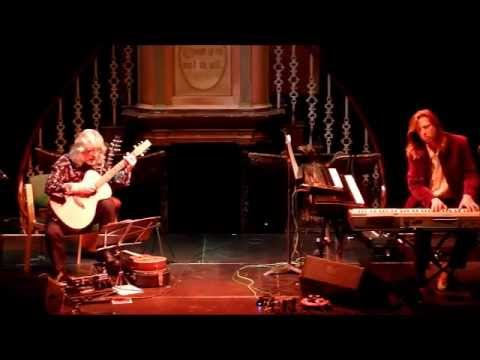 Gordon Giltrap and Oliver Wakeman - Ravens and Lullabies Tour Sept / Oct 2012