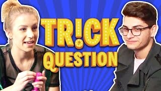 TRICK QUESTIONS!? (Smosh is Bored)