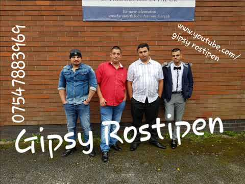 Gipsy Rostipen 2018 demo november cele album