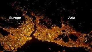 Download Lagu Top 50 City Lights Seen From Space Gratis STAFABAND