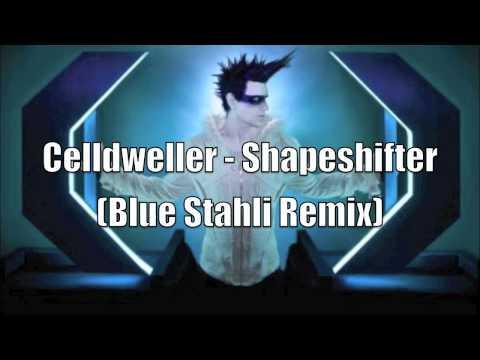Celldweller - Shapeshifter (blue Stahli Remix) video
