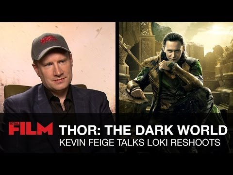 Kevin Feige talks Loki reshoots & additional scenes