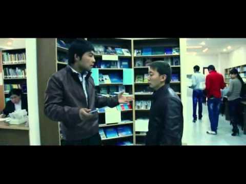 Жаңа қазақша фильм: Студенттік махаббат