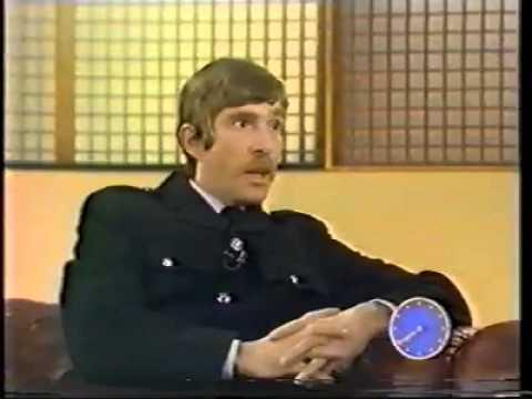 PC Alan Godfrey UFO Witness on BBC Breakfast Time TV Show - 1980's