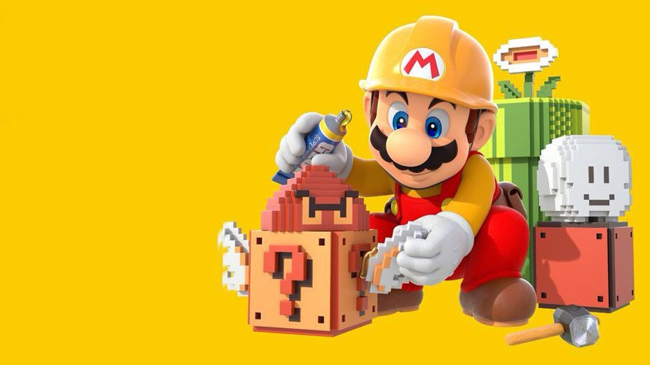 Super Mario Maker: Making the World's First Crowdsourced Mario Level
