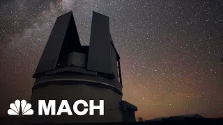 Renovations To The Very Large Telescope Aim For Glimpses Of Life Sustaining Planet | Mach | NBC News