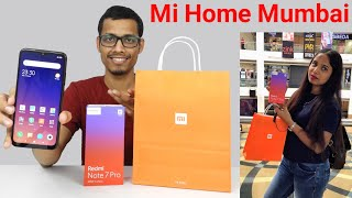 Buying MI note 7 Pro From MI Home