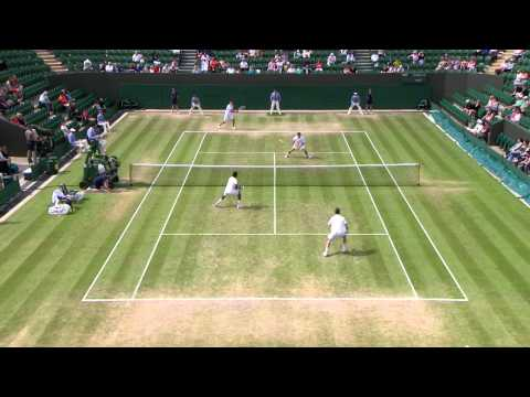 2013 Day 10 Highlights: Paes/Stepanek v Dodig/Melo