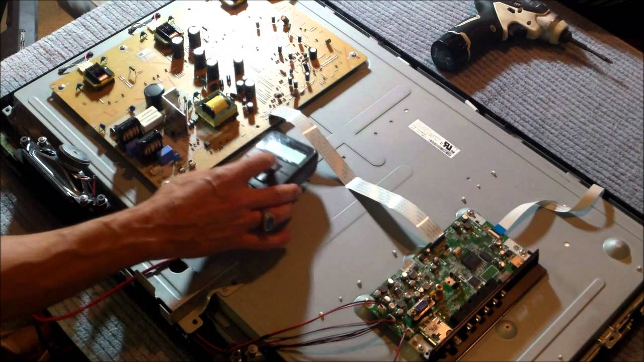 What Causes A Blown Fuse In Tv Sylvania Lcd