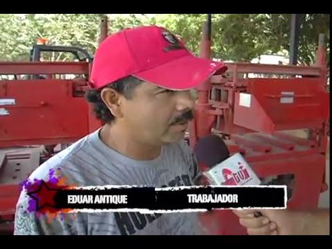 Pateando El Barrio: Prueba vocacional, ETI y sus proyectos y Bloquera instala maquinaria_Nº31_B1
