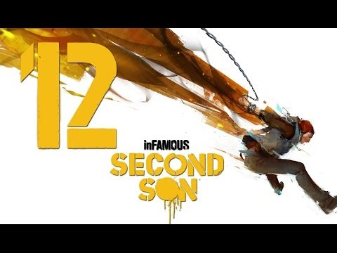 InFAMOUS Second Son Lets Play en Español Capitulo 12