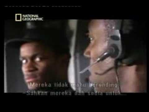 AIR CRASH - AFRICAN HIJACK PART 2