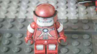 iron man lego suit up