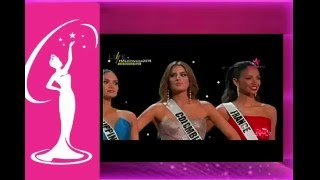 (FULL VIDEO) Top 5 QUESTION & ANSWER Miss Universe 2015