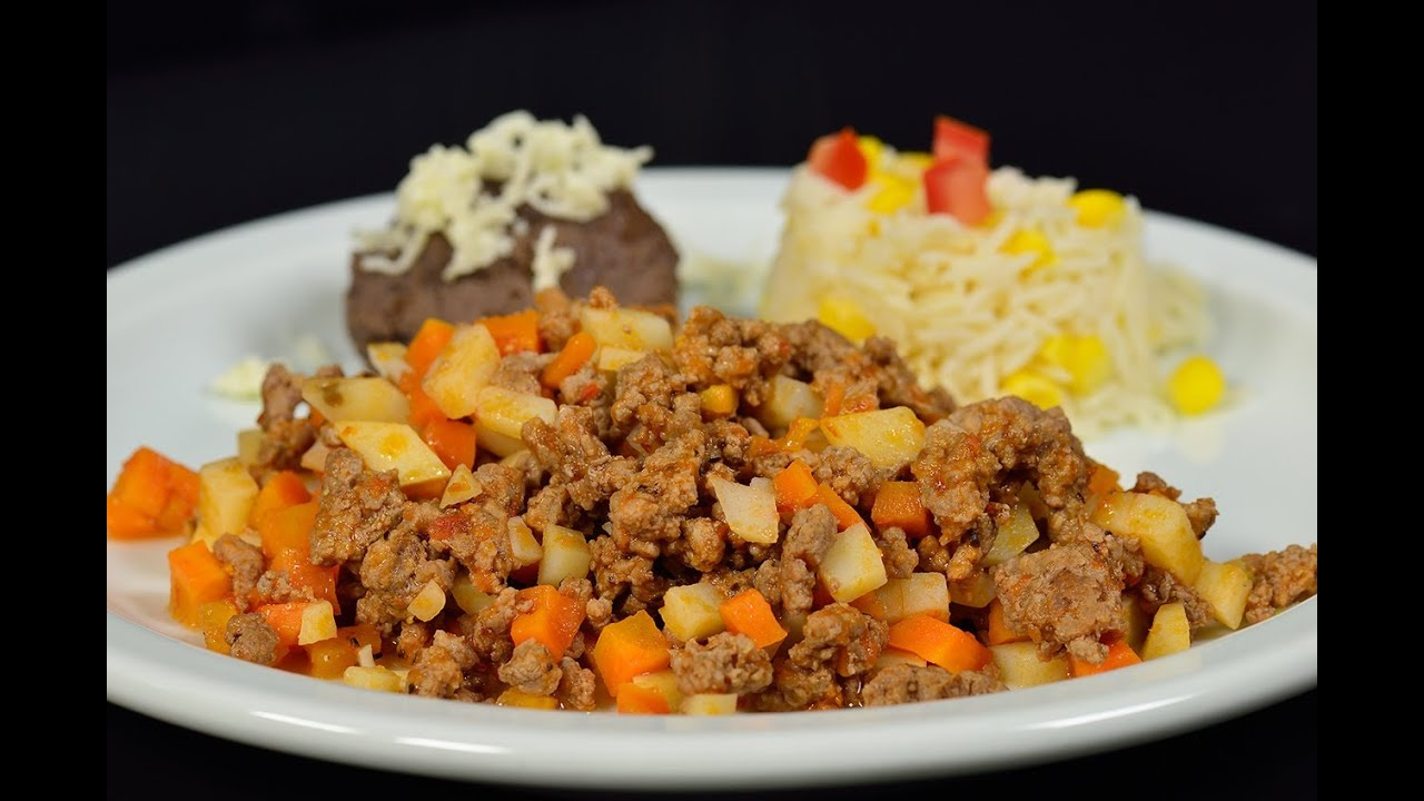 Picadillo - Cuban Cook - YouTube