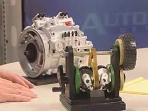 Flywheel Hybrid Technology