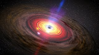 Video clip Chuyện gì xẩy ra nếu 2 lỗ đen khổng lồ đâm vào nhau?