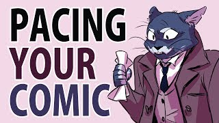 Pacing a Webcomic
