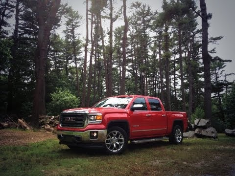 2014 GMC Sierra 1500 - Drive Time Review with Steve Hammes