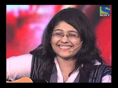 X Factor India - Indranis amazing acoustic performance on Udi...