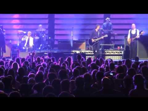 Roxette-  It Must Have Been Love, Live On Valentine's Day  Perth Arena, Australia, 14.2.2015 video