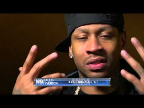 David Aldridge interviews on Allen Iverson (2013)
