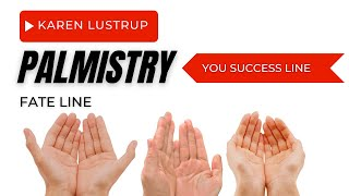 Secrets Revealed in Your Palm: The Fate Line