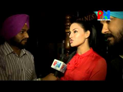 Veena Malik & Inderjeet Nikku Interview