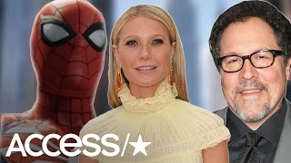 Jon Favreau Hilariously Explains Why Gwyneth Paltrow Forgot She Was In 'Spider-Man Homecoming'