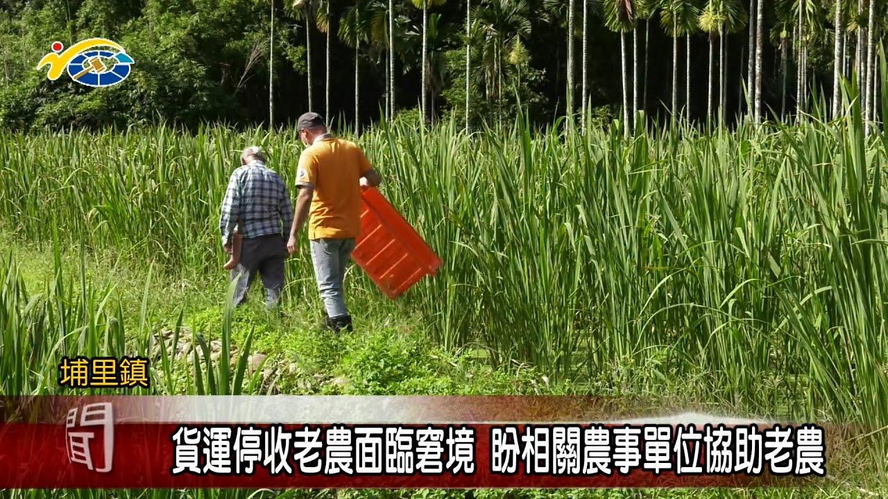 20210719 民議新聞 貨運停收老農面臨窘境 盼相關農事單位協助老農