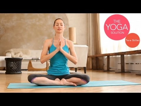 Flexibility and Range of Motion | Beginner Yoga With Tara Stiles