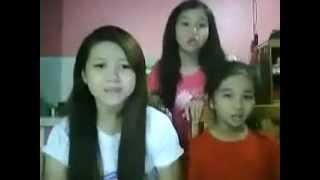 Oppa Gangnam Style three sisters FILIPINO VERSION