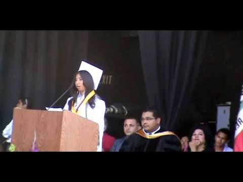 2012 SUHi Salutatorian Speech - Lisa Ramos