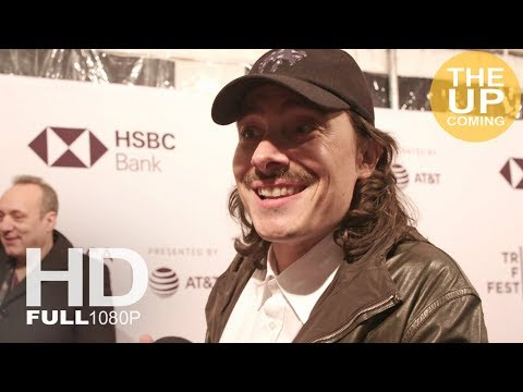 Fabien Constant Interview At Blue Night Premiere – Tribeca Film Festival 2018