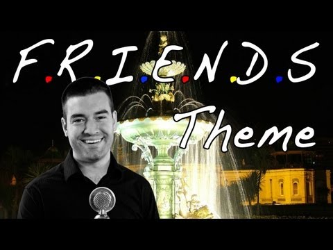 FRIENDS Theme Song (I'll Be There For You) A Cappella Cover!