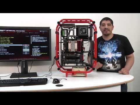 Overclock Intel Haswell CPU in Seconds using ASUS UEFI