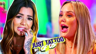 EP #2: Love Island's Darylle & Boyfriend Carlo Have A NSFW Tattoo Shop Secret | Just Tattoo Of Us 5