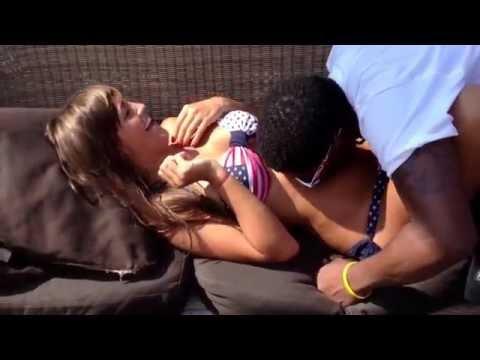 Ole Boy Harris Doing Body Shot Of A British Girl In Spain video