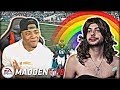 """HE SCARED OF MY """"D""""! No Homo! 