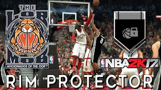 Rim Protector Badge | NBA 2K17