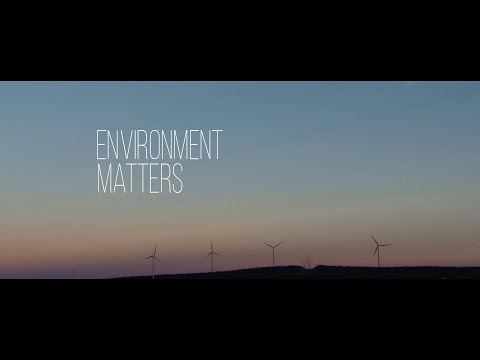 Environment Matters on WV Public Broadcasting - May 2016