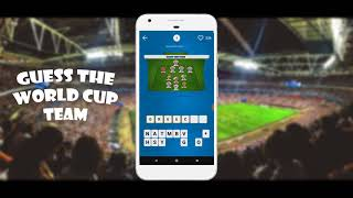 Guess The World Cup Team   Free Download
