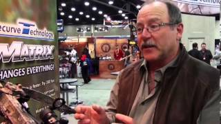 Bill Shows off the Martix at ATA 2013