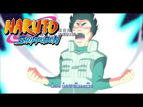Naruto Shippuden Ending 29   FLAME (HD)