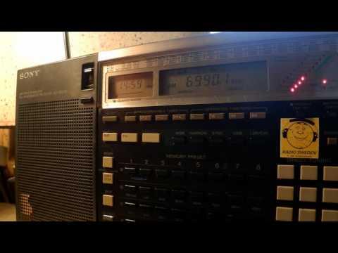 21 10 2015 Local Radio Voronezh in Russian to Russia via Comintern Radio 1458 on 6990 Voronezh
