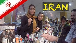 Iranian girls in Tehran are smoking hot (Iran)